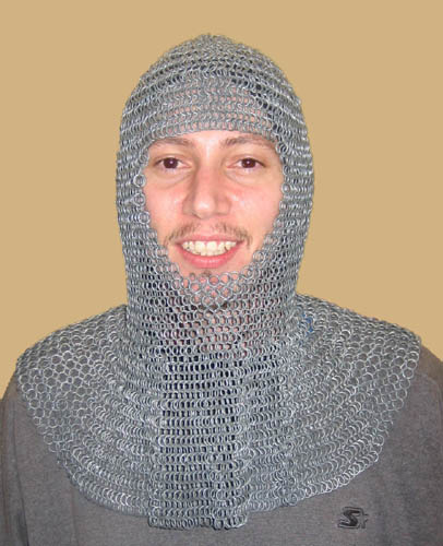 Knitted Chainmail Pattern : Pinterest   The world s catalog of ideas